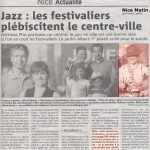 Nice Jazz Festival - Nice Matin