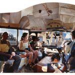 Bus N° Y 0586, Malta - 47x147cm photomontage 2002