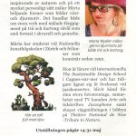 exposition Villa Ingeborg - Märta Wydler - rivieranytt